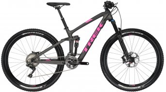 Trek Fuel EX 9.8 WSD 650B/27.5 MTB bici completa da donna mis. 39.4cm (15.5) matte dnister black mod. 2017