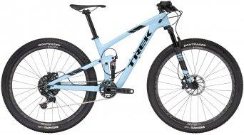 Trek Top Fuel 9.8 SL WSD 650B / 27.5 MTB Komplettrad Damen-Rad Gr. 39.4cm (15.5) powder blue Mod. 2017