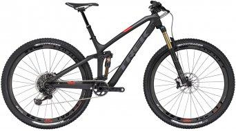Trek Fuel EX 9.9 29 MTB bici completa mis. 39.4cm (15.5) matte trek black/metallico charcoal mod. 2017
