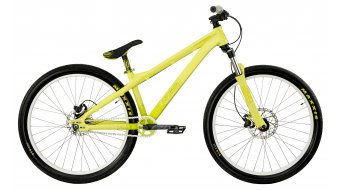 Bergamont Kiez 040 bike size L matt lime green 2012
