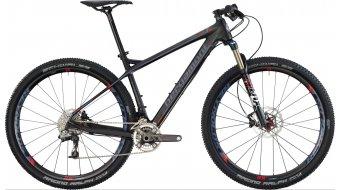 Bergamont Revox MGN (Reynolds CA) 29 bike size XL carbon-red/grey matt 2013