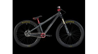 Bergamont Kiez Pro bike size M black-grey matt 2013