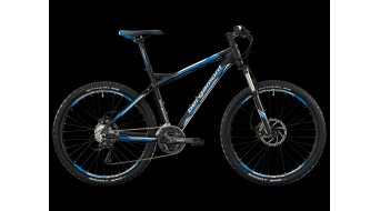 Bergamont Vitox 8.3 bike size 60cm black-white/blue matt 2013