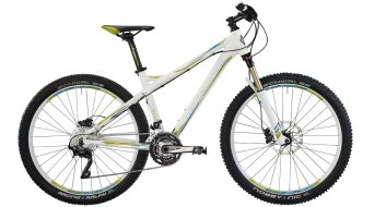 Bergamont Tattoo LTD FMN bike white-turquiois/green shiny 2013