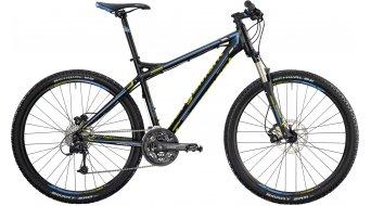 """Bergamont Metric 4.4 27.5"""" bike black/lime/cyan (matt) 2014"""