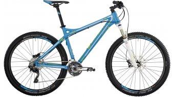 "Bergamont Metric 7.4 27.5"" bike cyan/lime/white (matt) 2014"