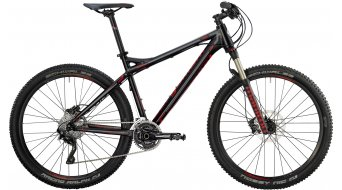 "Bergamont Metric LTD C1 27.5"" bike black/red/grey (matt) 2014"