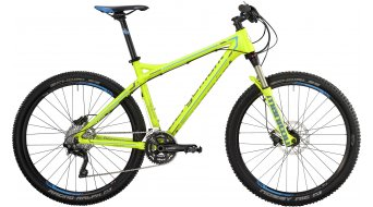 "Bergamont Metric LTD C2 27.5"" bike lime/cyan/grey (matt) 2014"