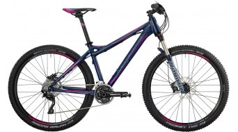 "Bergamont Metric LTD FMN 27.5"" bike size 42cm midnight blue/purple/blue (matt) 2014"