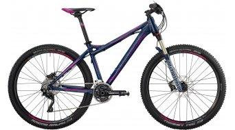 """Bergamont Metric LTD FMN 27.5"""" bike midnight blue/purple/blue (matt) 2014"""