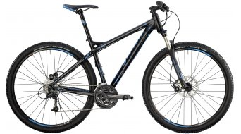 "Bergamont Revox 4.4 29"" bike black/cyan/grey (matt) 2014"