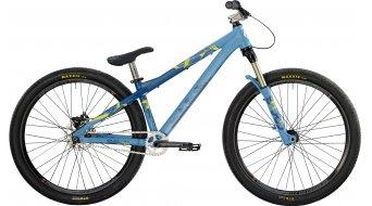 """Bergamont Kiez Pro 26"""" bike turquoise/yellow (matt) 2014"""