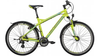 "Bergamont Vitox 5.4 EQ 26"" bike lime/white/black (matt) 2014"