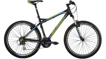 "Bergamont Vitox 6.4 26"" bike black/lime/cyan (matt) 2014"