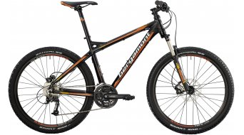 "Bergamont Vitox 7.4 C1 26"" bike black/orange/white (matt) 2014"