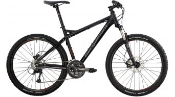 "Bergamont Vitox 8.4 26"" bike black/red/grey (matt) 2014"