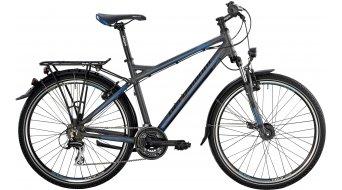 "Bergamont Vitox ATB Gent 26"" bike grey/petrol/black (matt) 2014"