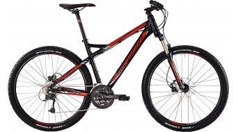 Bergamont Roxtar 4.0 27.5 MTB bike mens version black matt/red/white shiny 2015