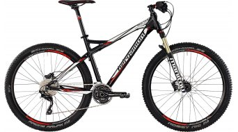 Bergamont Roxtar LTD Alloy 27.5 MTB komplett kerékpár férfi-Rad Méret 51cm black/white/red matt 2015 Modell