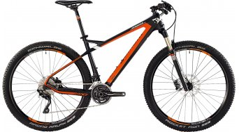 Bergamont Roxtar LTD Carbon 27.5 MTB Komplettbike Herren-Rad Gr. M black/orange/white matt Mod. 2015