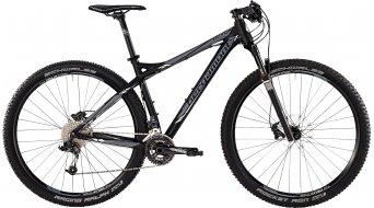 Bergamont Revox 8.0 29 MTB bike mens version black/grey/white matt 2015