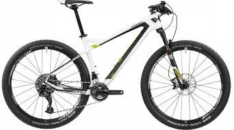 Bergamont Roxtar 10.0 27.5 MTB bici completa Caballeros-rueda pearl blanco/negro/limón Mod. 2016