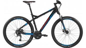 Bergamont Roxtar 3.0 27.5 MTB Komplettbike Herren-Rad Gr. XS black/blue/red Mod. 2016