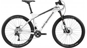 Bergamont Roxtar 8.0 27.5 MTB bici completa Caballeros-rueda pearl blanco/negro Mod. 2016