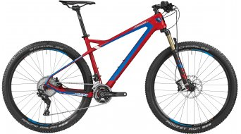 Bergamont Roxtar 9.0 27.5 MTB bici completa . blackberry/blue/white mod.