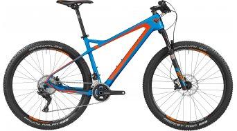 Bergamont Roxtar LTD Carbon 27.5 MTB bici completa . fjord blue/arancione mod. 2016