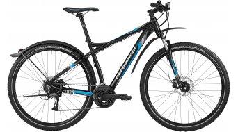 Bergamont Revox 3.0 EQ 29 MTB bici completa . black/cyan/white mod. 2016