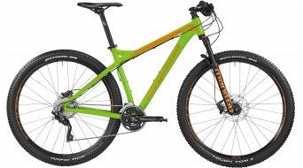 Bergamont Revox LTD Alloy 29 VTT vélo hommes-roue taille apple green/orange Mod. 2016