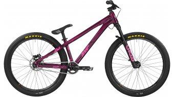 Bergamont Kiez Pro 26 MTB Komplettbike Herren-Rad Gr. M grape/pink Mod. 2016