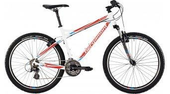 Bergamont Vitox 5.0 26 MTB bike mens version pearl white/red/blue 2016