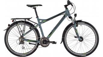 Bergamont Vitox ATB Gent 26 MTB Komplettbike Herren-Rad lava grey/black/lime Mod. 2016