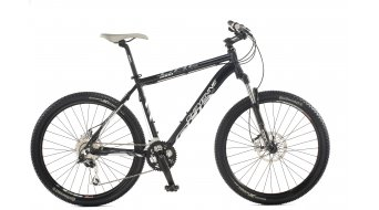 Cheyenne FS-6000 disc bike size 53cm black/white/silver