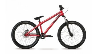 Dartmoor Gamer 24 Dirt/Street bici completa red