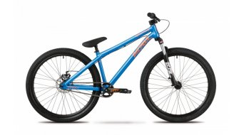 Dartmoor Gamer 26 Dirt/Street Komplettbike blue