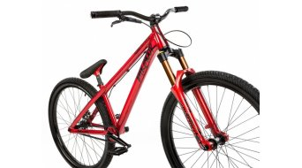 Dartmoor Two6Player Pro bici completa tamaño unisize rojo devil
