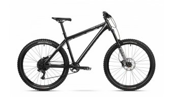 Dartmoor Hornet 650B bici completa tamaño L pearl negro