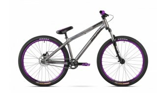 Dartmoor Gamer Basic 26 Dirt/Street bici completa petrol