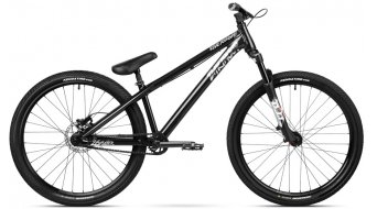 Dartmoor Two6Player 26 Dirt/Street bici completa negro pearl