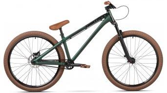 Dartmoor Two6Player 26 Dirt/Street 整车 型号 L 绿色