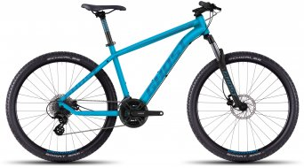 Ghost Kato 1 650B/27,5 MTB bici completa tamaño L azul/darkblue/negro Mod. 2016