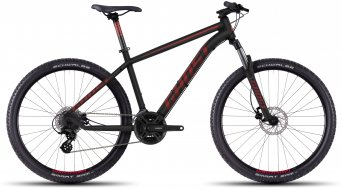 Ghost Kato 1 650B / 27,5 MTB Komplettbike Gr. XS black/red/gray Mod. 2016