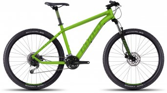 Ghost Kato 3 650B / 27,5 MTB Komplettbike Gr. XL green/darkgreen/black Mod. 2016