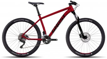 Ghost Kato X 6 650B/27,5 MTB bici completa . red/black mod. 2016