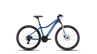 Ghost Lanao 1 650B/27,5 MTB bici completa mis. XL darkblue/white/cyan/pink mod. 2016
