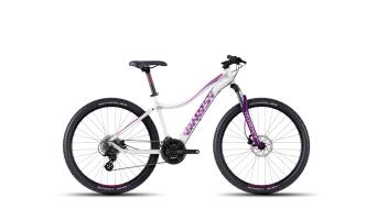 Ghost Lanao 1 650B/27,5 MTB bici completa Señoras-rueda tamaño S blanco/pink/purple Mod. 2016