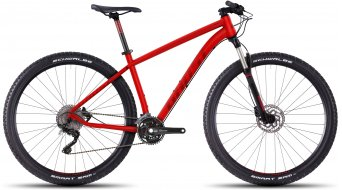 Ghost Tacana 7 29 MTB Komplettbike Gr. S red/darkred/black Mod. 2016